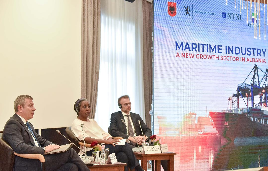 Norway supports Albania with 1.4 million euros for the development of the maritime sector