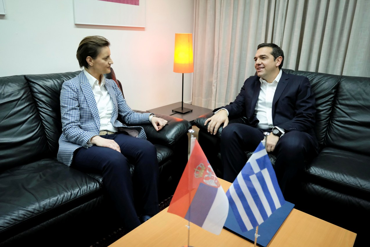 Greek-Serbian Supreme Co-operation Council to convene December 21 in Belgrade
