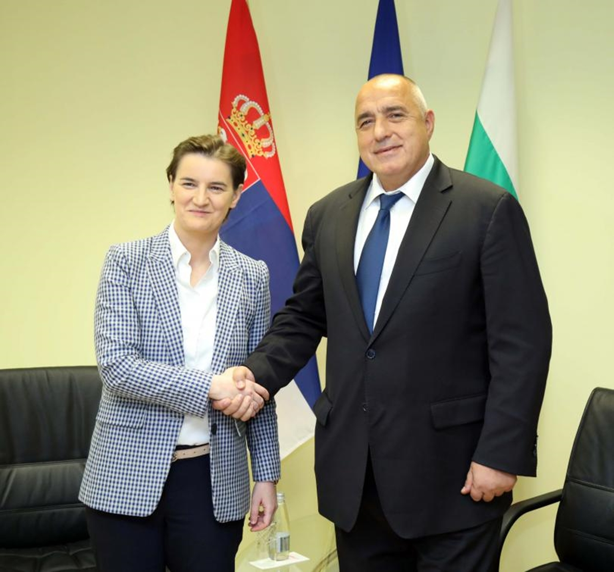Bulgarian PM Borissov holds talks with Serbian, Montenegrin counterparts