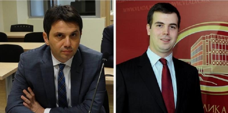 Two of Gruevski's collaborators remanded in custody