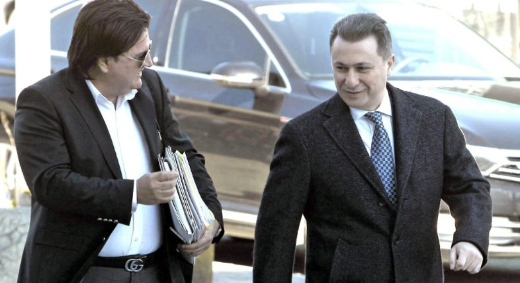 Gruevski seeks asylum in Hungary, who is responsible for his escape?