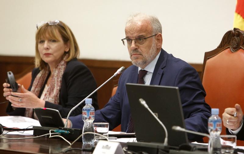 ΠΓΔΜ: Ξεκίνησε στην κοινοβουλευτική Επιτροπή η συζήτηση επί των τροπολογιών του Συντάγματος