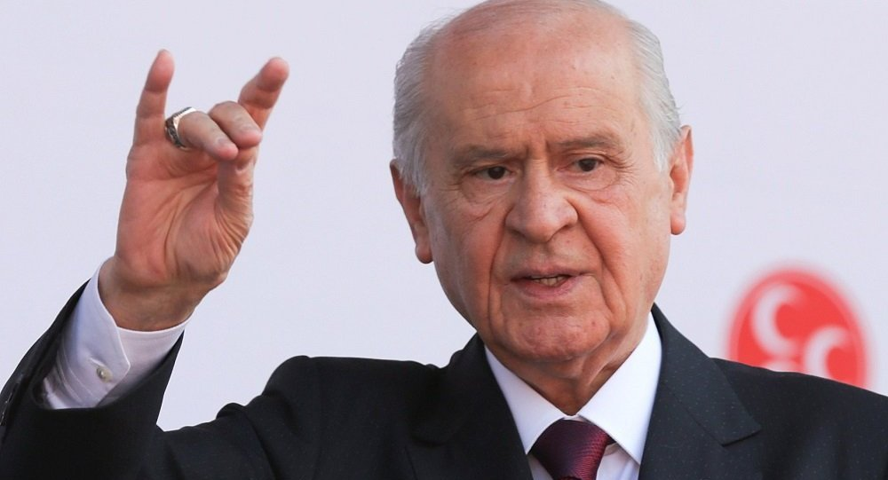 Bahçeli: 'We do not forget that the Med used to be a Turkish lake'