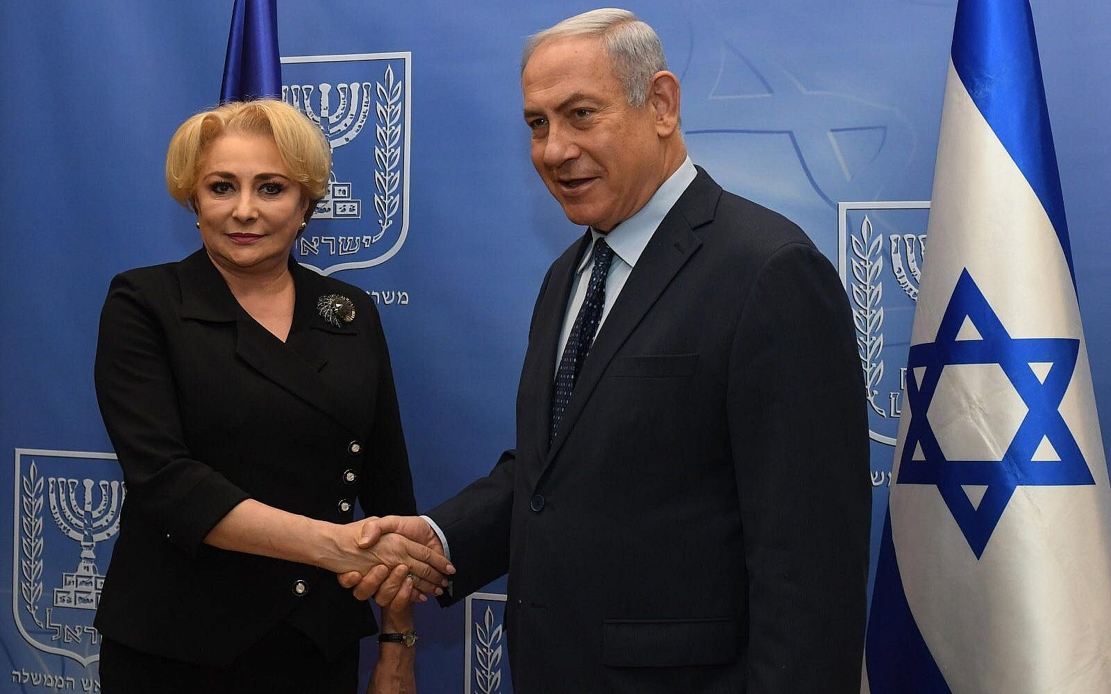 Dancila to meet Netanyahu in Varna – Israel and the Balkans