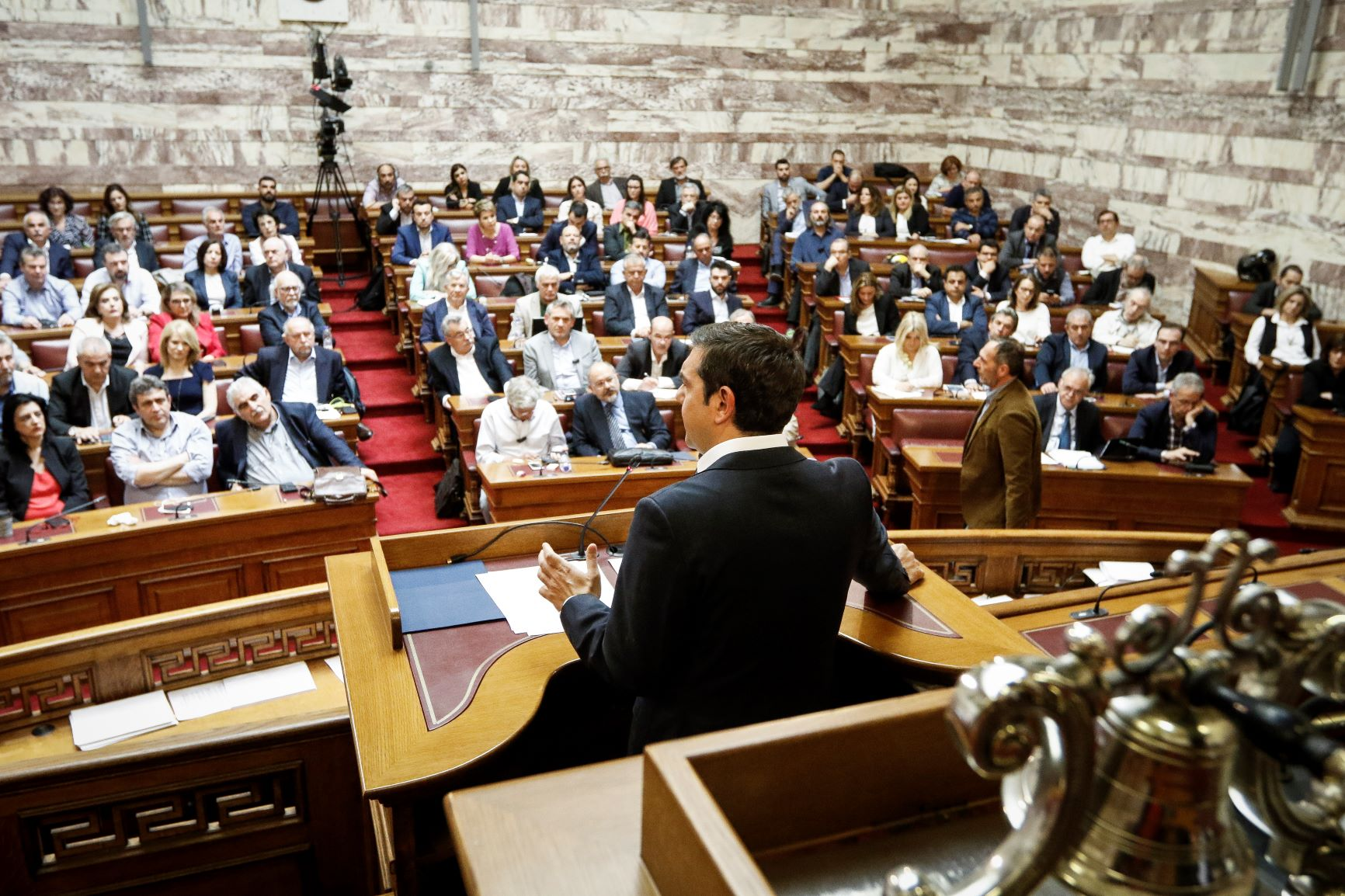 Greek Constitutional review aims at consensus and progressive developments