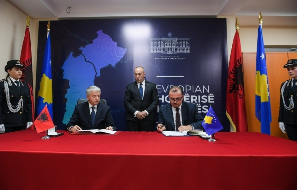 Serbia fears the lifting of borders between Albania and Kosovo