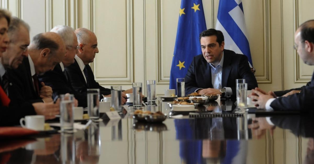 Το σχέδιο για τα μη εξυπηρετούμενα δάνεια συζήτησαν Κυβέρνηση και Τραπεζίτες στην Αθήνα
