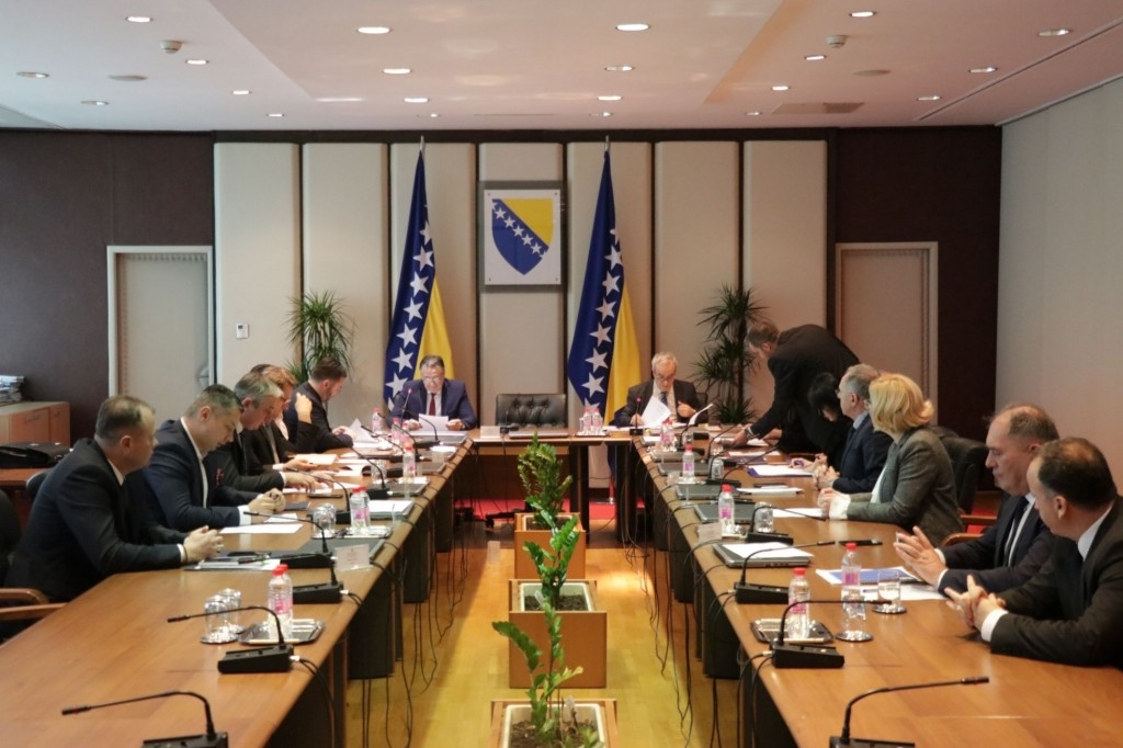 Political games for the election of the new BiH Council of Ministers