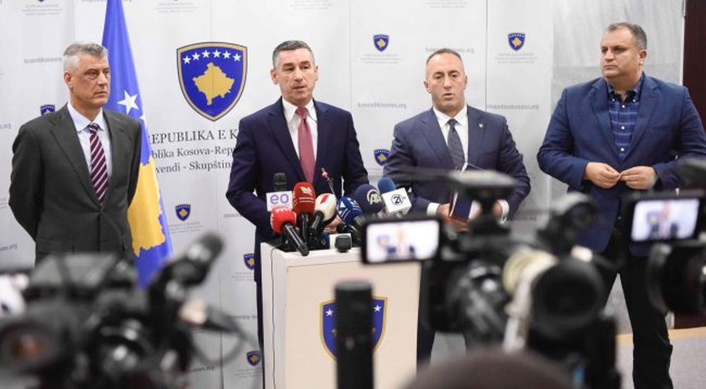 New round of talks between Kosovo and Serbia to start in January