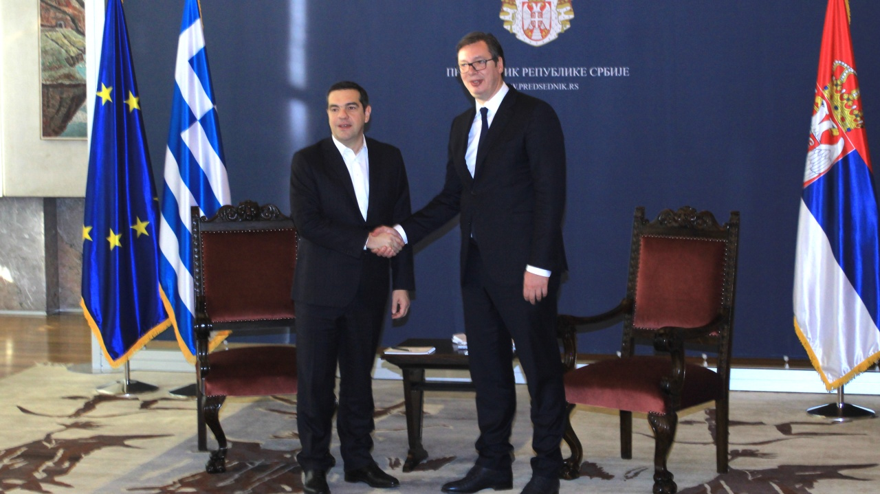 The Prespes Agreement now an inspiration for Vucic