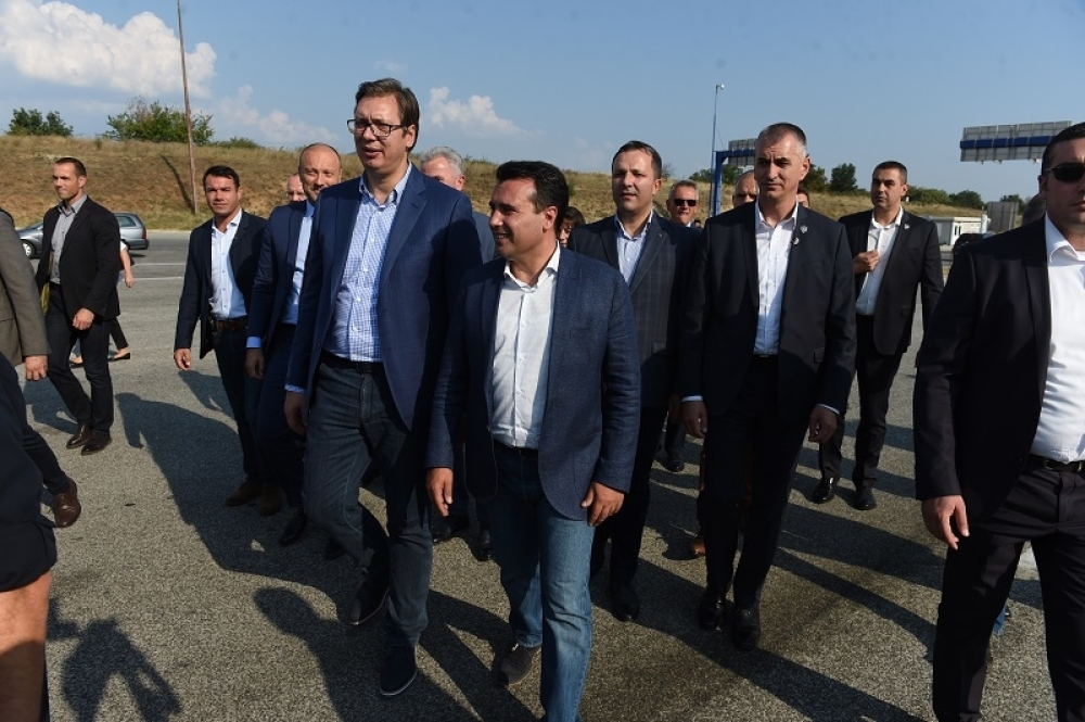Zaev: Agreement between Skopje and Athens should serve as a model for Kosovo and Serbia