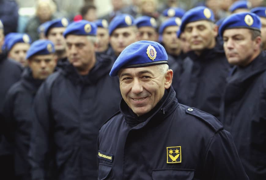 State Department bans former Serbian police commander entrance to the U.S.