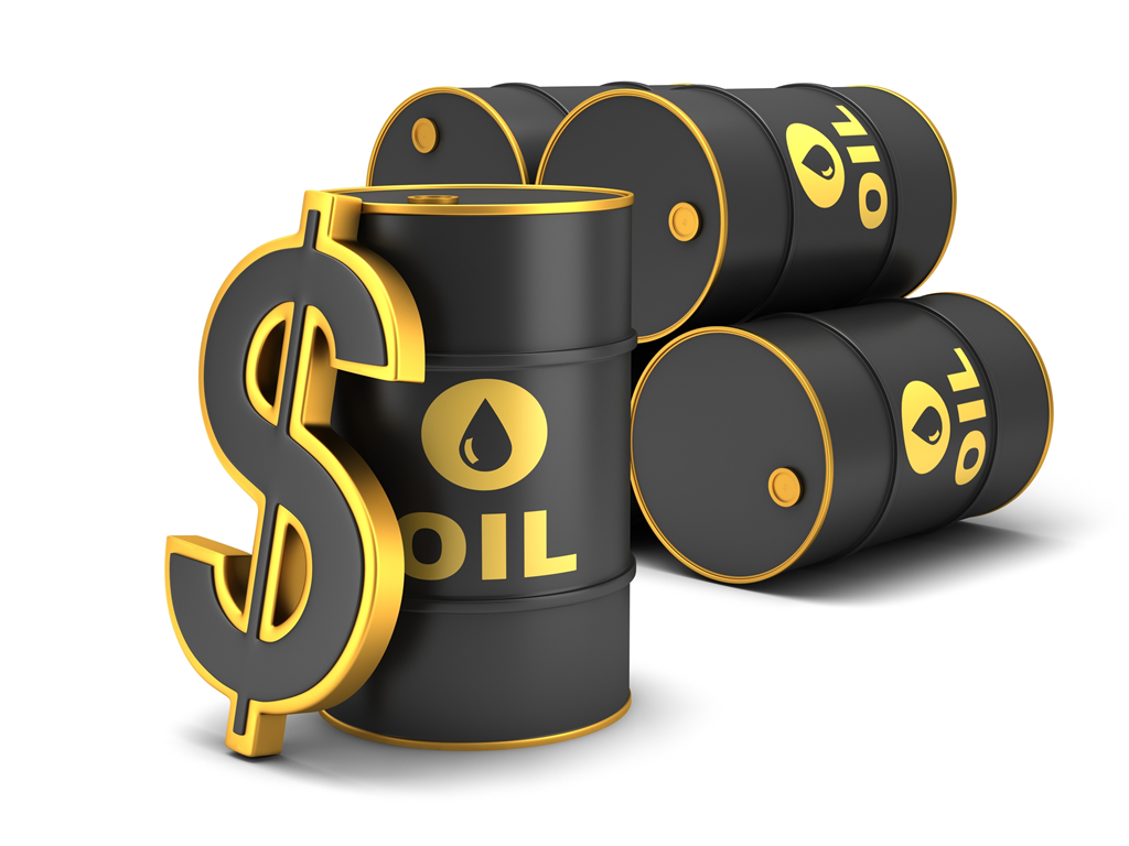 Oil prices fell bellow 50 dollars a barrel