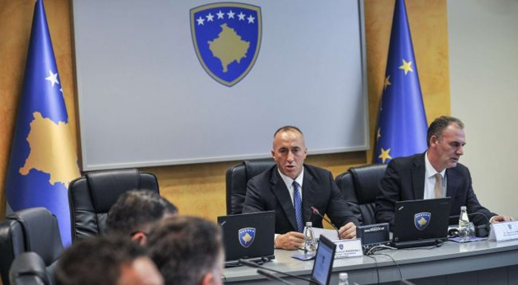 Borders shall not be discussed in the final deal between Kosovo and Serbia, says PM Haradinaj