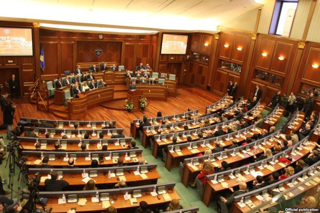 Parliament of Kosovo approves the resolution concerning dialogue with Serbia