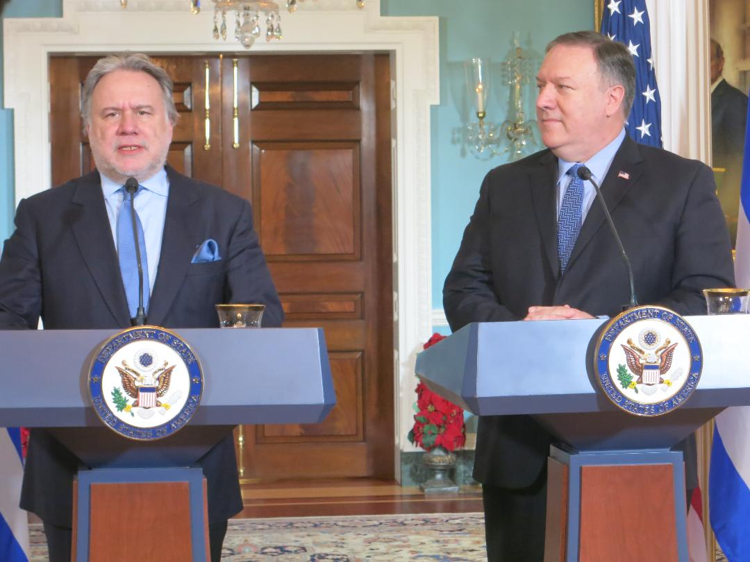 Joint Statement Regarding the Inaugural United States-Greece Strategic Dialogue
