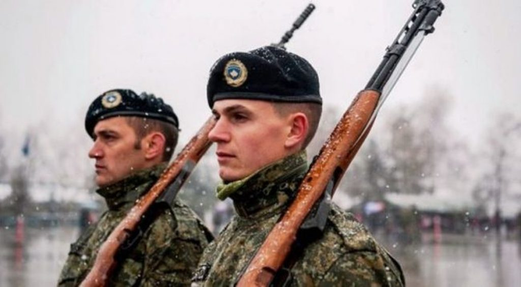 Parliament in Kosovo to vote for the creation of the army on Friday