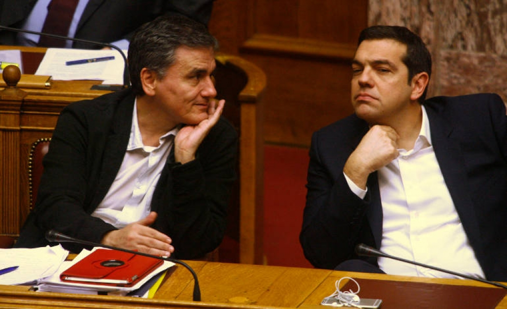 The next critical 20 days of the Greek government