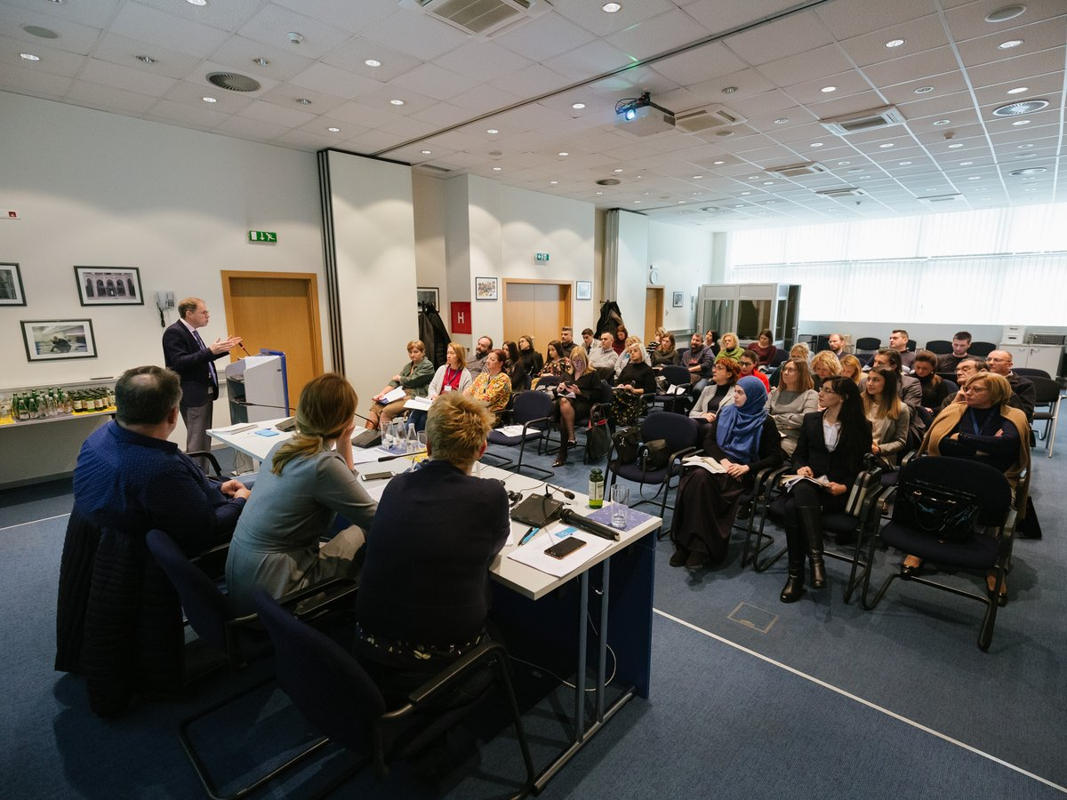 EU makes grants available for civil society development in BiH
