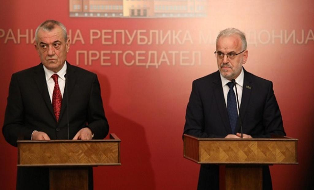 Ruçi-Xhaferi: Full support for the Prespes agreement