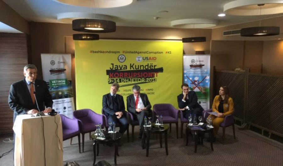 Ambassadors raise the alarm about the high level of corruption in Kosovo