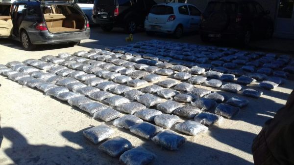 "Large quantity of the drug ""skunk"" seized in BiH"