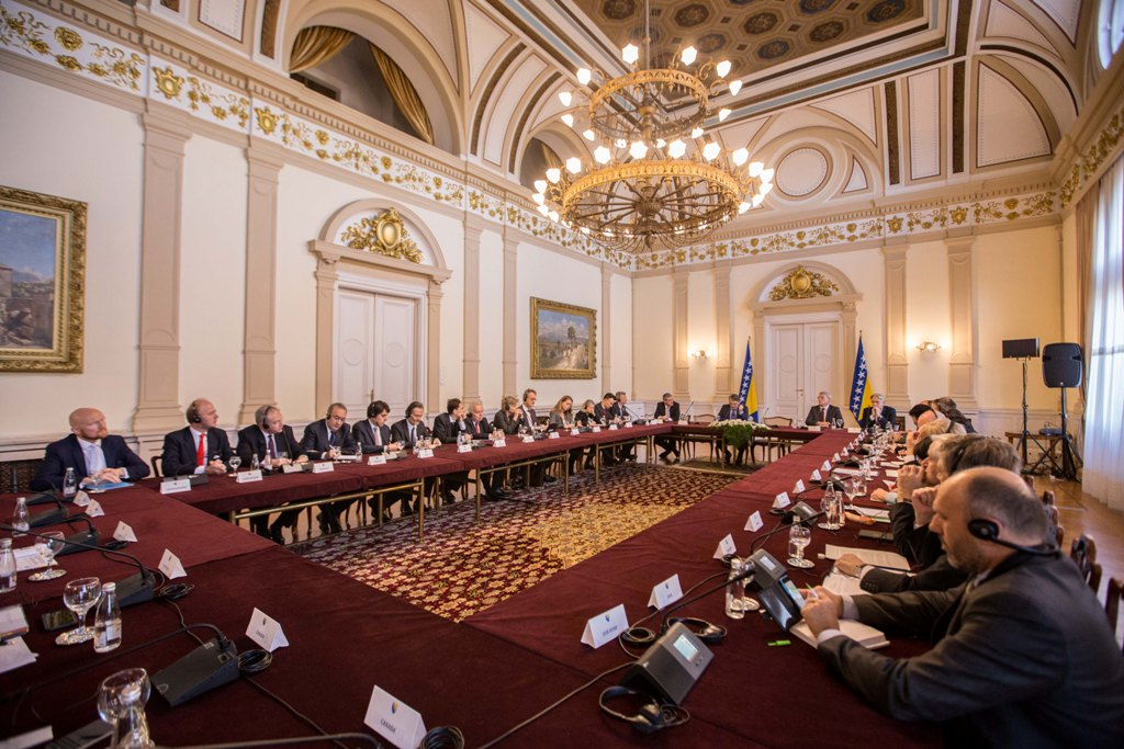 PIC SB members urge for a fast Government formation in BiH