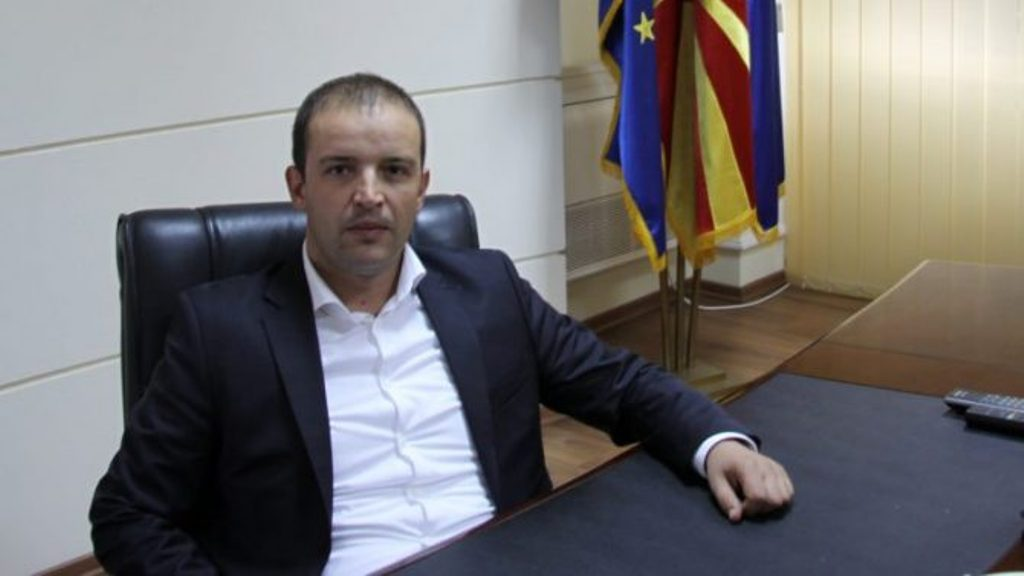 Authorities in FYROM arrest the former head of secret services