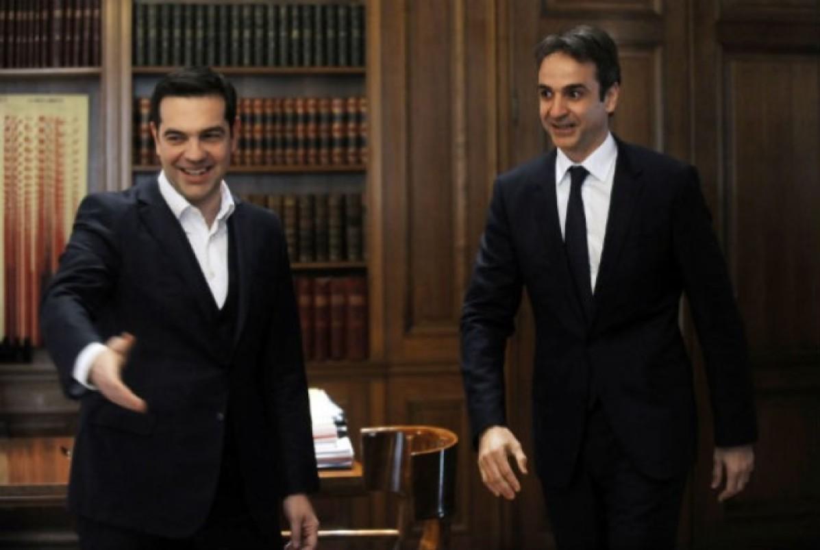 """Σε θέσεις """"μάχης"""" τα κόμματα στην Ελλάδα μπροστά στις πολλαπλές εκλογές το 2019"""