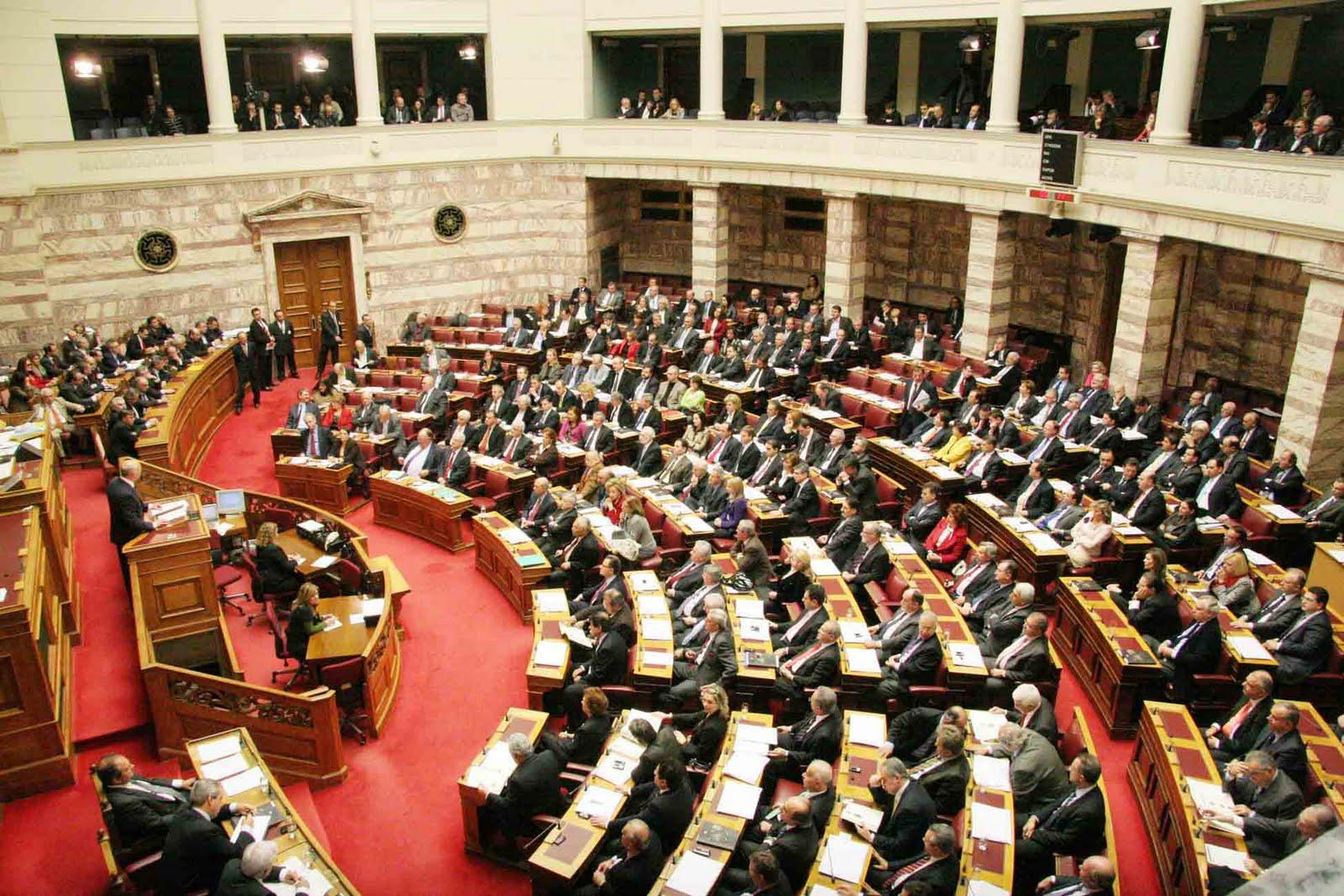 Greek parliament balances delicate following Prespes Agreement