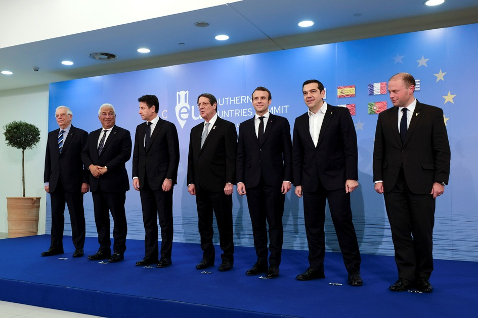 Summit of the Southern European Union Countries Declaration