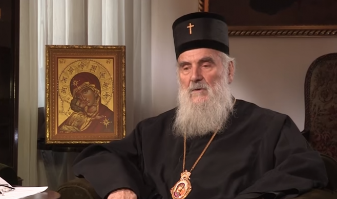 "Patriarch Irenej for Bartholomew: ""We do not accept an Orthodox Pope"""