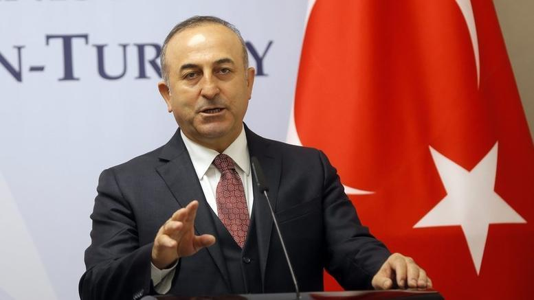 "Mevlüt Çavuşoğlu: We will drill ""whoever says, whatever they say"""