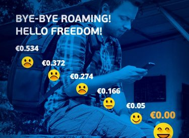Government of North Macedonia approves the reduction of roaming charges in Western Balkans