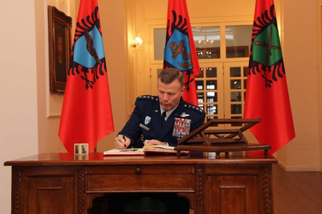 NATO's top official considers Albania an important ally for the alliance