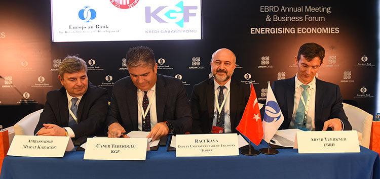 Με 1 δις. ευρώ στηρίζει η EBRD την Τουρκία