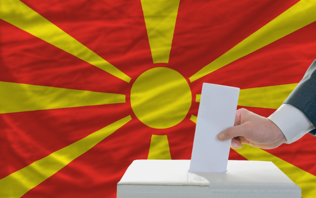 North Macedonia heads to the polls to elect new president
