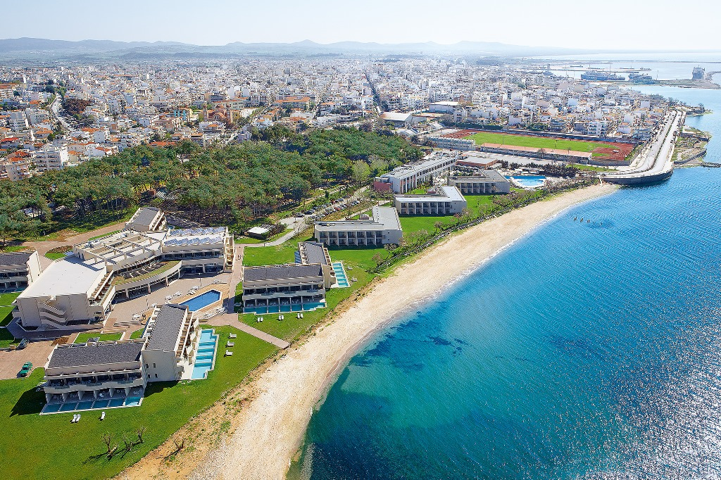 """Alexandroupolis """"first"""" in Geothermal and  District heating"""