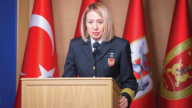 Εκπρόσωπος Τουρκικών Ενόπλων Δυνάμεων:«Δεν θα επιτρέψουμε τετελεσμένα στο Αιγαίο και στην Κύπρο»