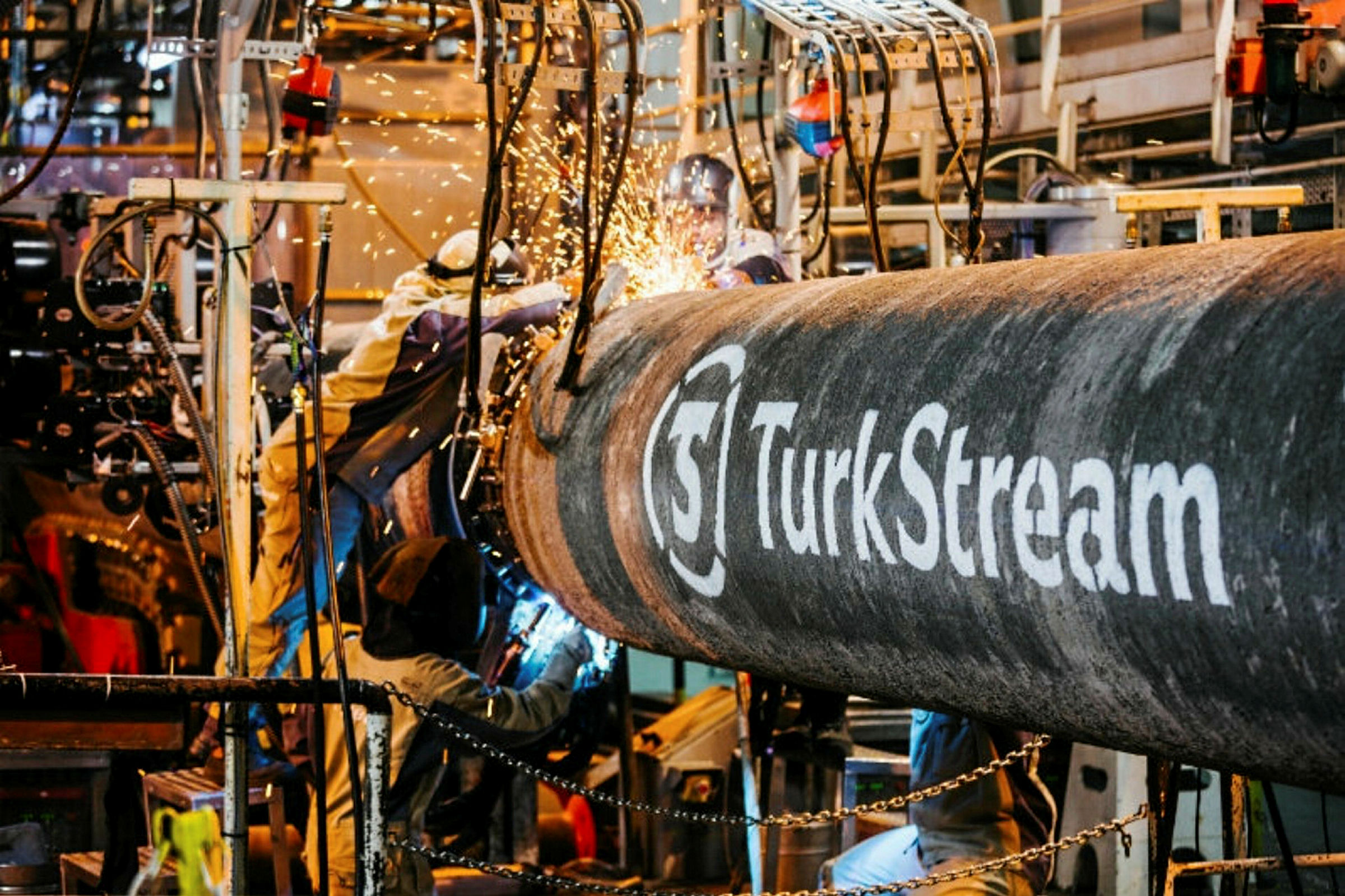 Turkish Stream enters final stage of completion