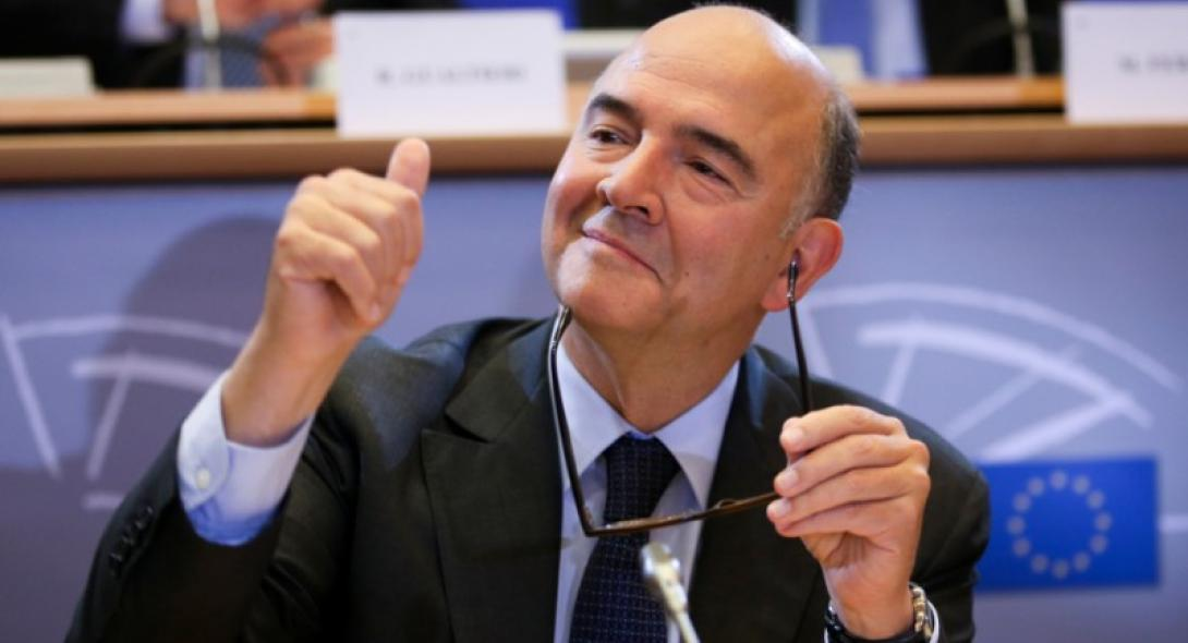 Moscovici to give vote of confidence to the Greek economy