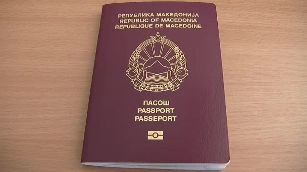 Authorities in Skopje have until 2024 to change denomination in identification documents