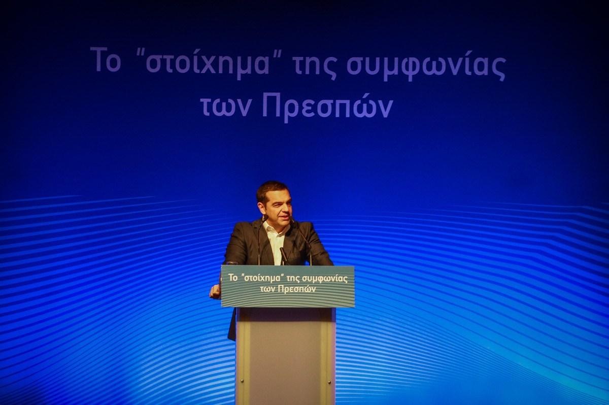 Η ψήφος εμπιστοσύνης φέρνει άμεσα την κύρωση της Συμφωνίας των Πρεσπών στην Αθήνα