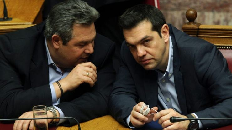 SYRIZA-ANEL breakup convenient for both parties