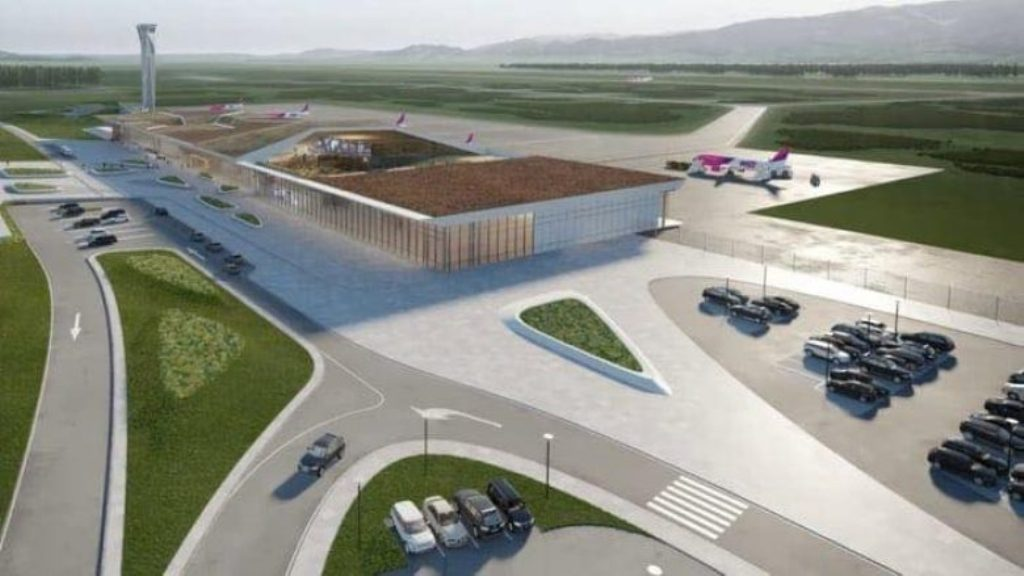 Two companies have been selected for the construction of a new airport in Albania