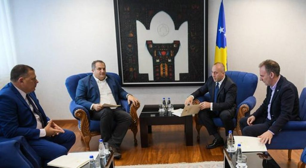 Agreement with Serbia will lead to mutual recognition, says Kosovo's Haradinaj
