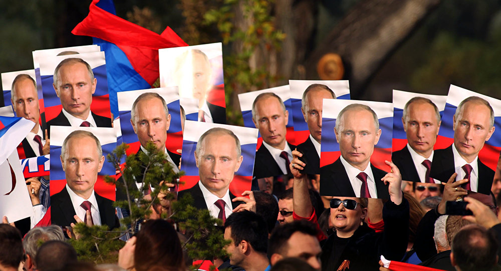 70,000 Serbian citizens will welcome Putin in Belgrade