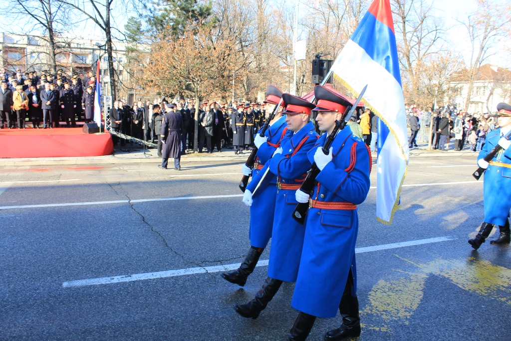 Republika Srpska celebrates disputed holiday