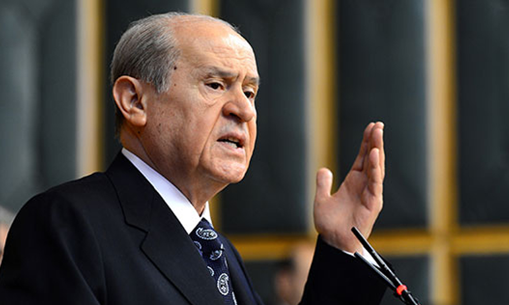 "Devlet Bahceli: ""The Greeks are testing our patience"""