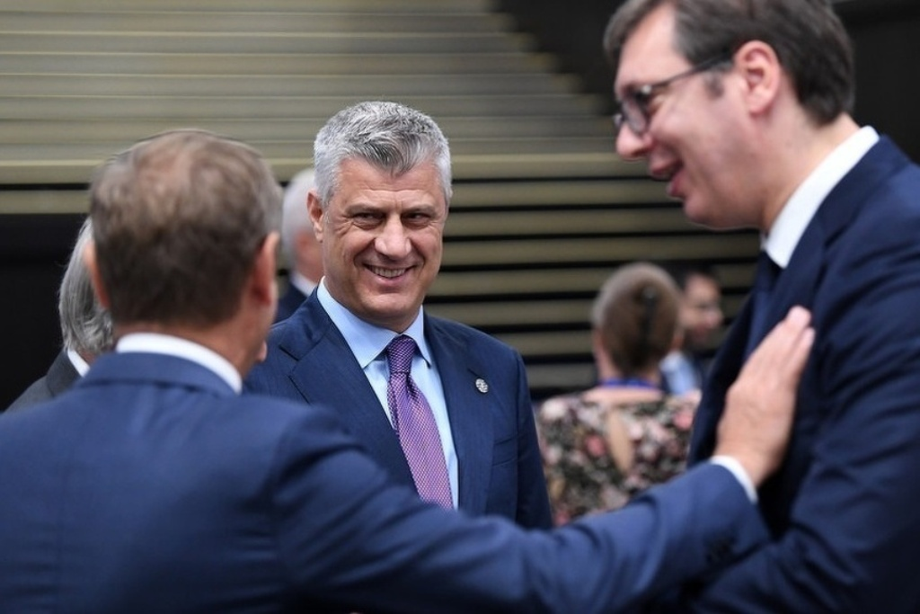 Talks between Kosovo and Serbia enter their final phase